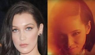 水原希子&ベラ・ハディッド、キス顔2ショット「姉妹みたい」「美の頂点」と世界が熱視線