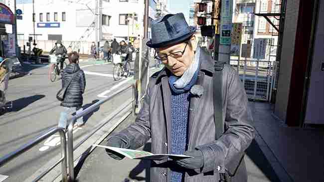 大杉漣さん 急逝1カ月前に韓国で語る「もうちょっと生きたいなって…」