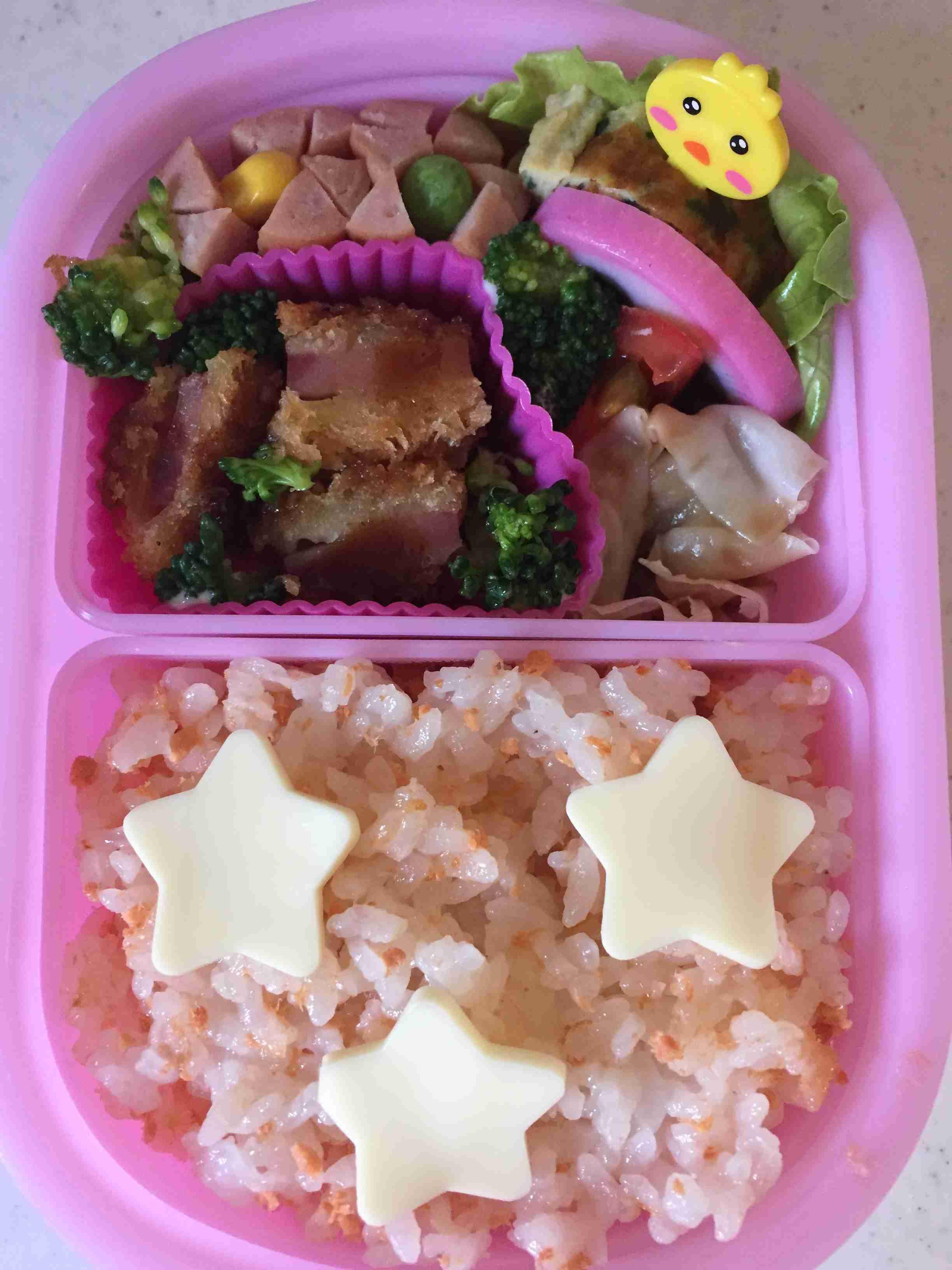 幼児のお弁当
