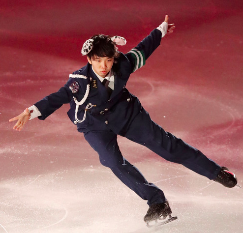 【フィギュアスケート】田中刑事をただ語るトピ