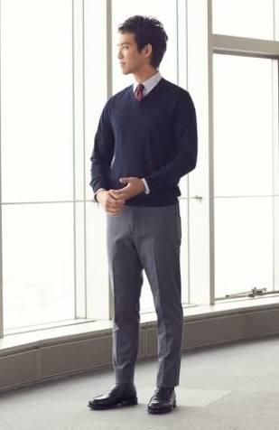初対面で好印象な男性の服装