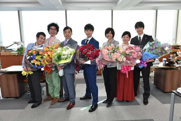 嵐・松本潤主演「99.9」最終回は自己最高21・0%で有終の美 日曜劇場2作連続で大台超え