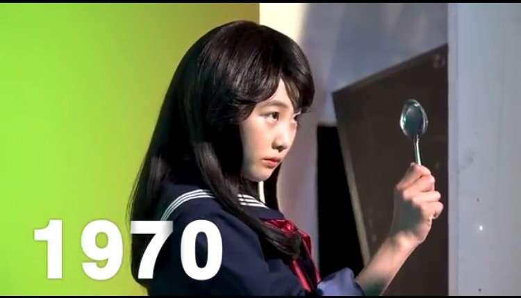 本田望結が茶髪で「チョベリグ!」 コギャルにスケバン、マブイJKに変身してマジで恋する5秒前