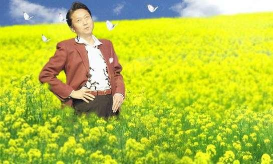 〔ネタ〕花見の場所取りお願いしてるような画像を貼るトピ