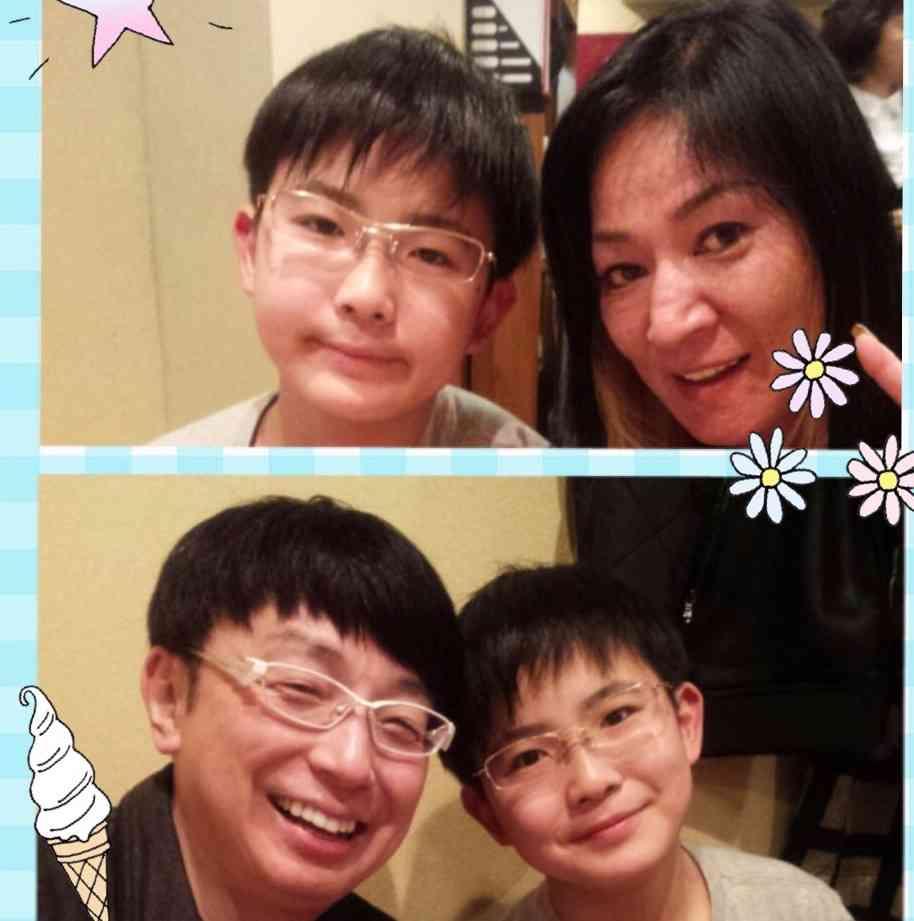 ジャガー横田、ショック 長男が「有名人の子供に生まれなければ良かった」