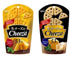 チーズ系のお菓子が大好き