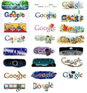 Googleのトップロゴが気になっちゃう人!