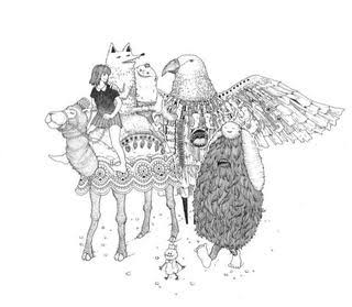 米津玄師『アンナチュラル』最終回に向けイラスト「素晴らしい作品に関われて嬉しい」