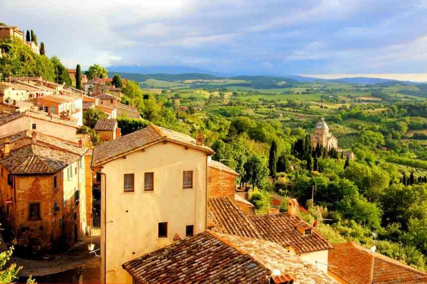 イタリアに行った気分になるもの
