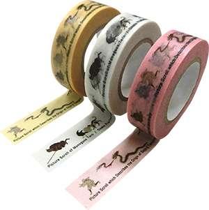 可愛いマスキングテープについて語るトピ