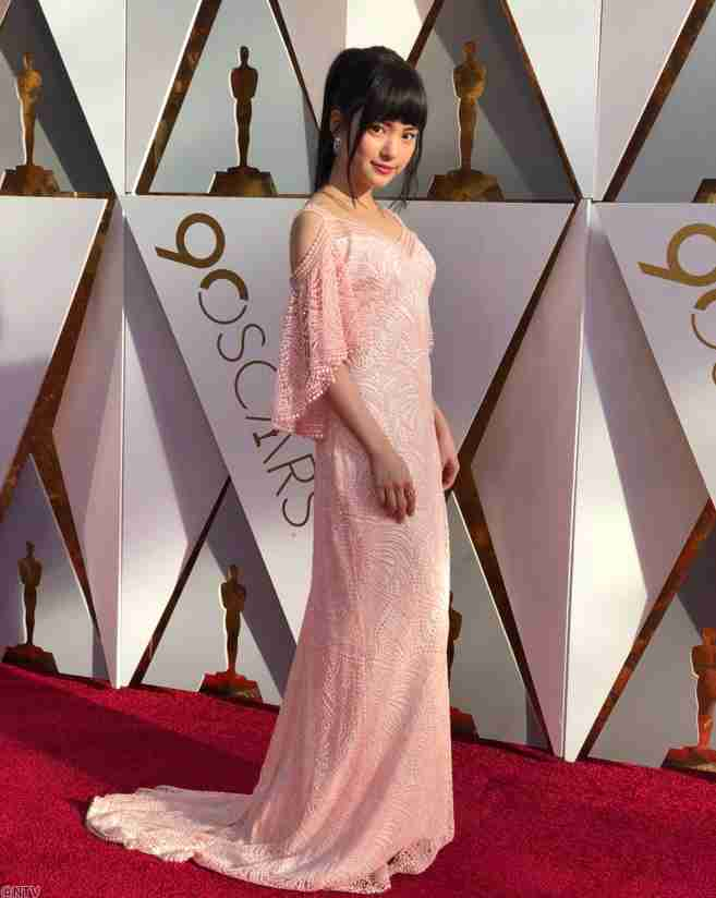キラキラ&カラフル!2018年アカデミー賞レッドカーペットはグラマラスドレスが百花繚乱