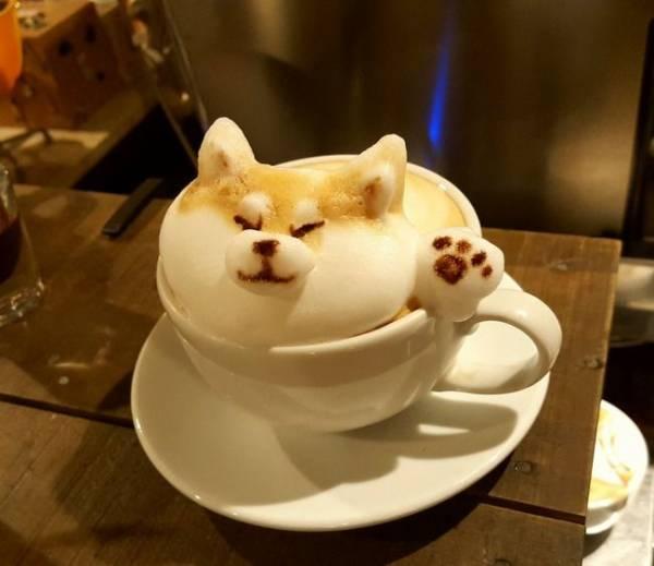 【ネタ】「ちょっとお茶しよっか…」で入ったのが、ガルちゃん喫茶店だった!