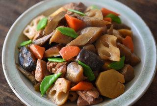 栄養バランスを考えた副菜、常備菜