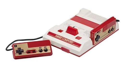新しいゲーム機と古いゲーム機