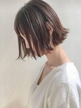垢抜けた髪型