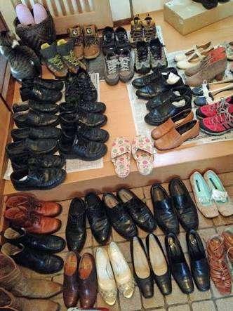靴の捨て時、買い替え時