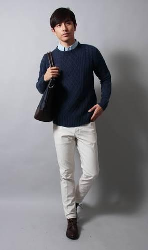 男性の好きな服装