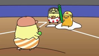 【野球】お味噌汁の具でスタメンを完成させよう