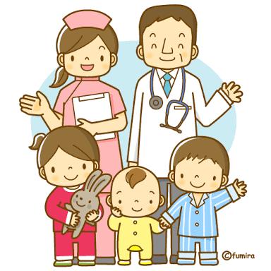いつまで子供を抱っこで診察する?