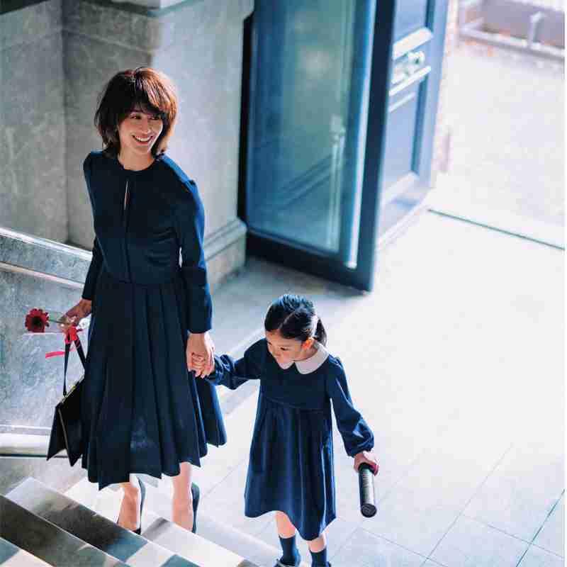 卒園式・卒業式のママの格好!