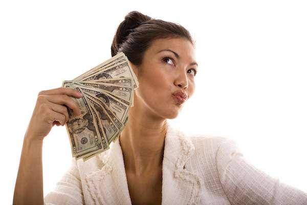 お金にルーズな人の思考回路