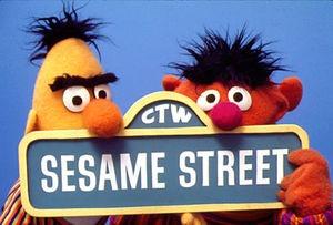 セサミストリート好きな人