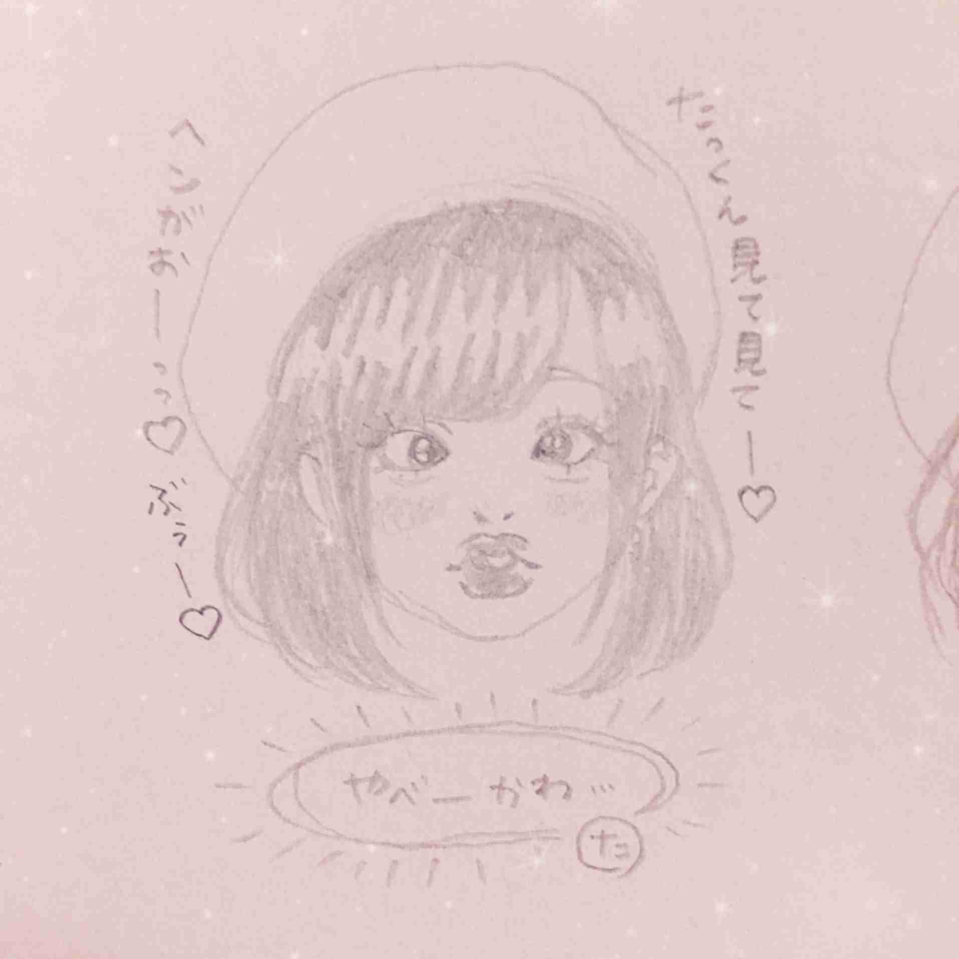 女の子の絵を描くトピPart10