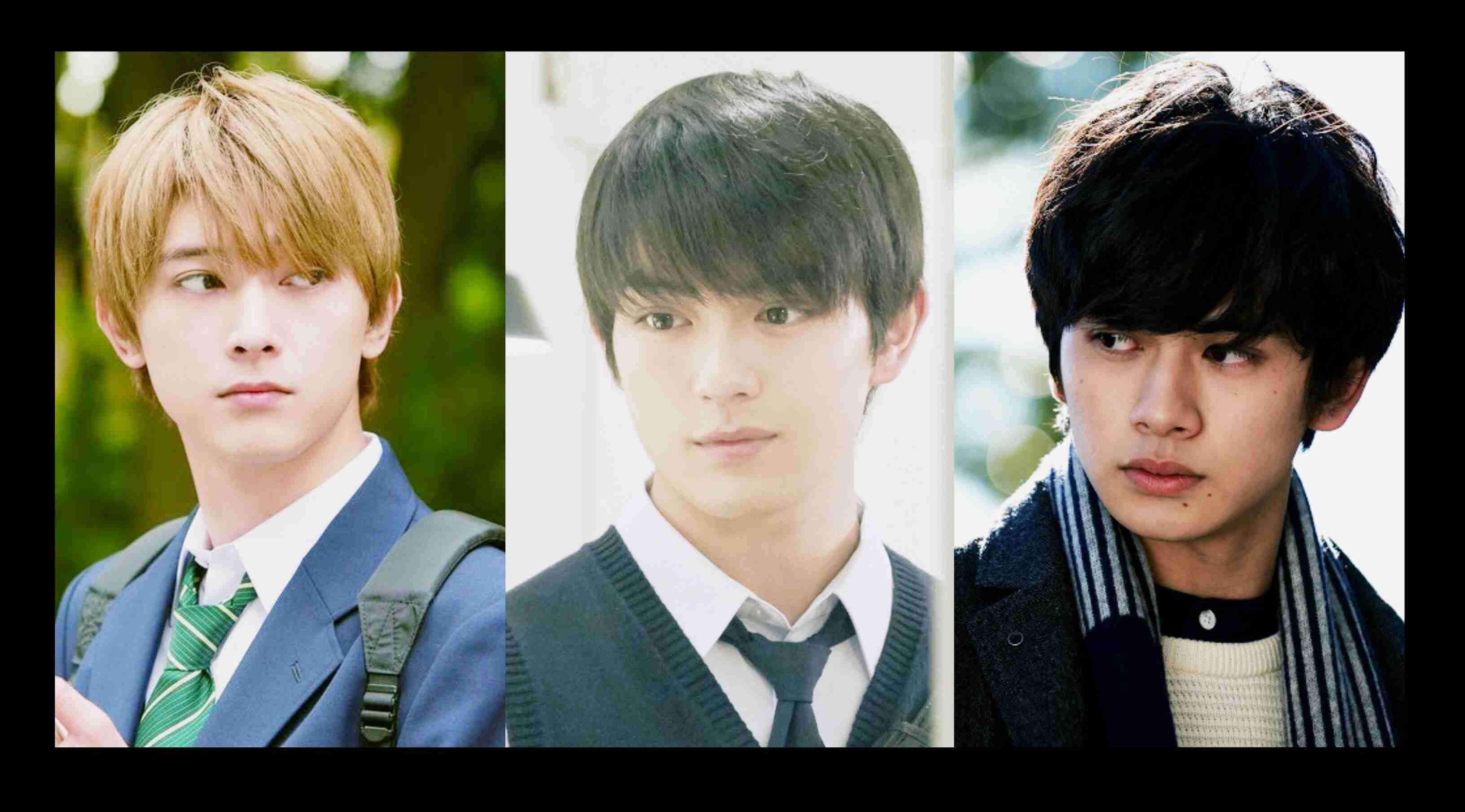 若手俳優の中で誰が一番イケメン?