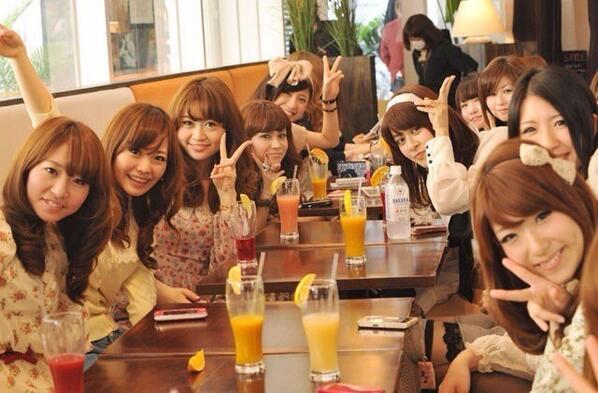 女の仲良しグループはみんな容姿が同レベルみたいな風潮