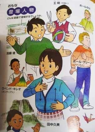 【画像】学生時代に使っていた教科書などは?
