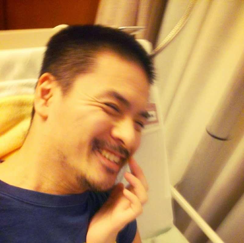 脊髄損傷と闘う滝川英治 口を使ってブログ執筆「999年分泣いた」