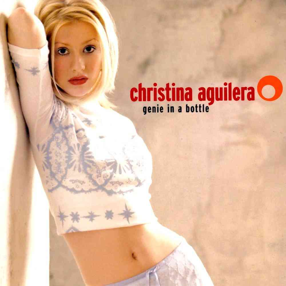 クリスティーナ・アギレラ37歳、スッピンはこんなに可愛かった!