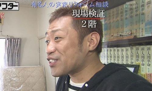 はなわ  「佐賀県」大ヒットで円形脱毛症に…金を借りにきた弟・ナイツ塙宣之には怒!