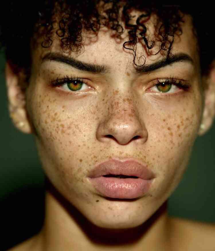 いろんな人種の美女美男が見たい