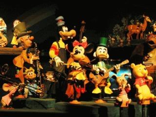 昔の東京ディズニーランドが好きだった人!