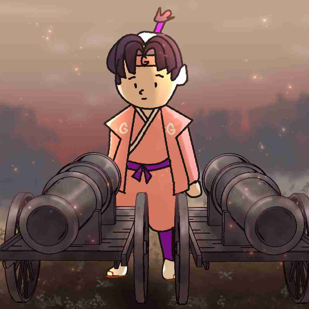 【お絵かき】ガル太郎を勝利に導くトピ【コラ】