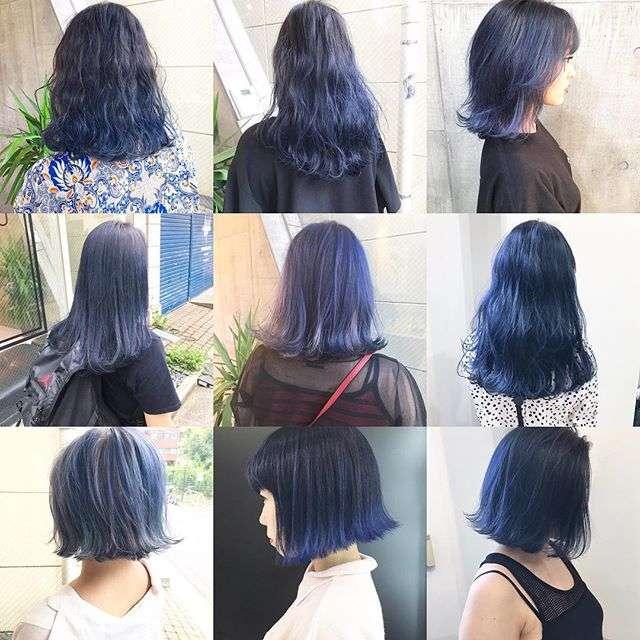 好きな髪色