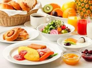 理想の朝食と現実