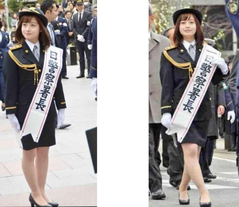 橋本環奈、ショーパン姿のオフショットを公開