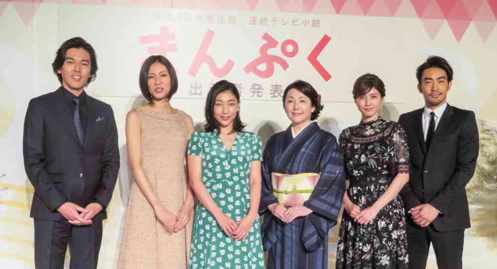 10月朝ドラ、安藤サクラの姉2人は内田有紀&松下奈緒!「上質な演技楽しんで」