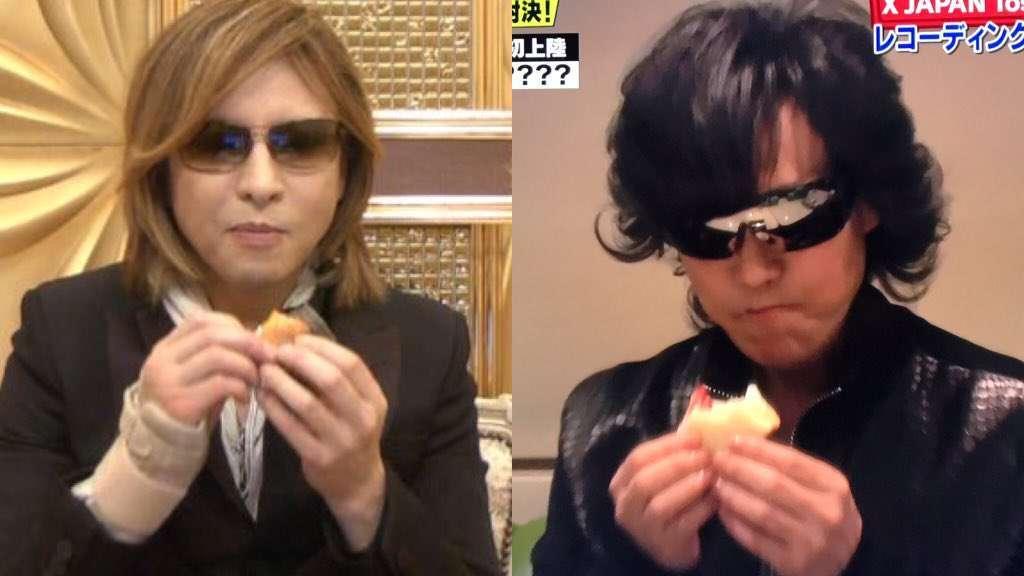 X JAPAN緊急重大発表 海外よりYOSHIKI電撃生出演