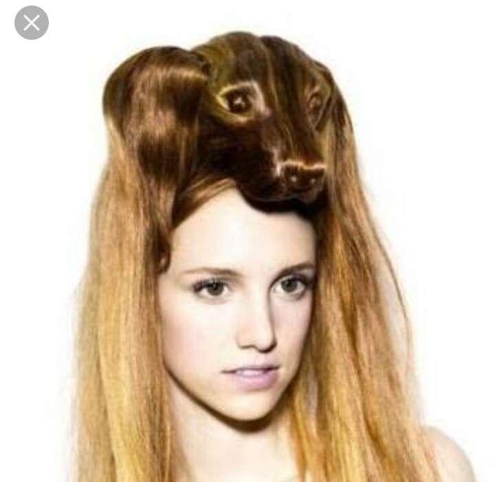 頭の形が悪い方の髪型