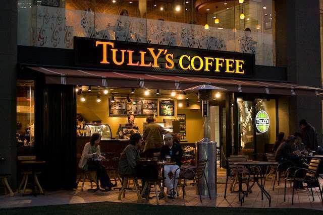 全国チェーンのカフェ、どこがお気に入りですか?
