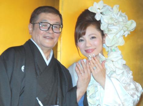 仲本工事「生涯ドリフ」で今年喜寿に 27歳下の妻と居酒屋&スナック経営