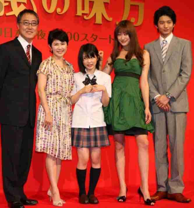 山田優がミュージカル初挑戦 ファンの前で歌声披露は9年ぶり