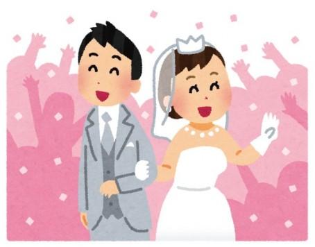 社会人一年目での結婚について