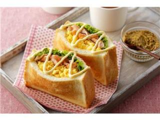 明日のお昼ご飯何にする?