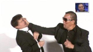 喧嘩がめんどくさい人〜!