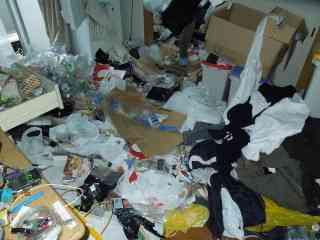 私の部屋が汚い原因!