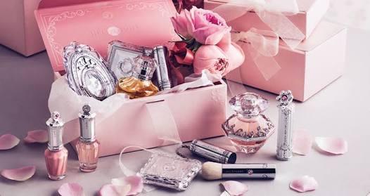化粧品ブランドのイメージ
